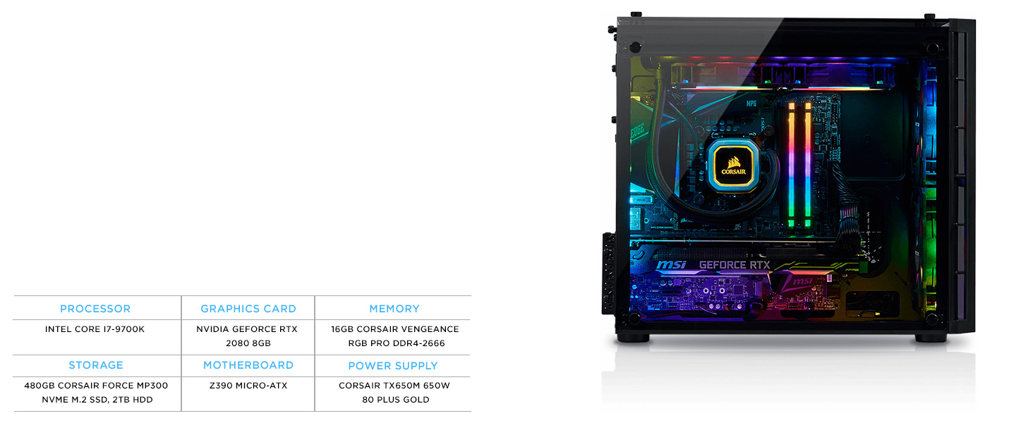 VENGEANCE 5185 GAMING PC