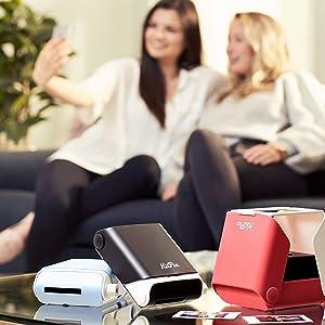 Kiipix E72753 Smartphone Drucker Cherry Blossom Computer Zubehör
