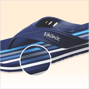 CUSHIONED FOOTBED