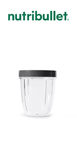 NutriBullet 18oz Cup with Lip Ring