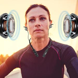 PTron InTunes Evo Sports Bluetooth 5.0 Magnetic Earphones