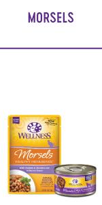 Grain Free wet cat food, grain free cat food, wellness cat complete health, complete health pet