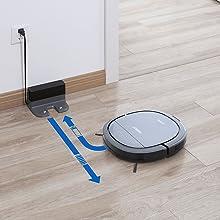 Ecovacs Deebot OZMO Slim10 - Robot Aspirador 4 en 1: barre, aspira ...