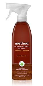method wood for good polish
