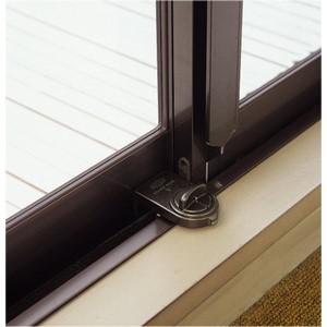 ガードロックサッシ窓用補助錠ガードマン