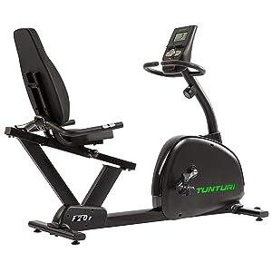 Tunturi, Recumbent, Exercise Bike, Indoor Training, Cardio Equipment, Fitness, Workout