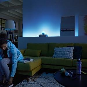 Philips Hueホワイトグラデーションシングルランプ
