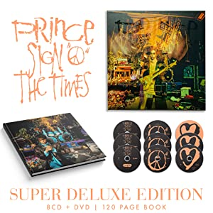 Prince Sign O' The Times Super Deluxe CD