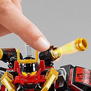LEGO NINJAGO Legacy Samurai Mech