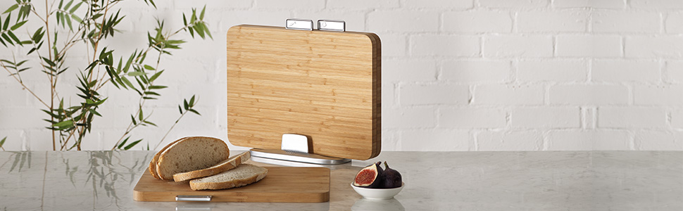 index bamboo cutting board set