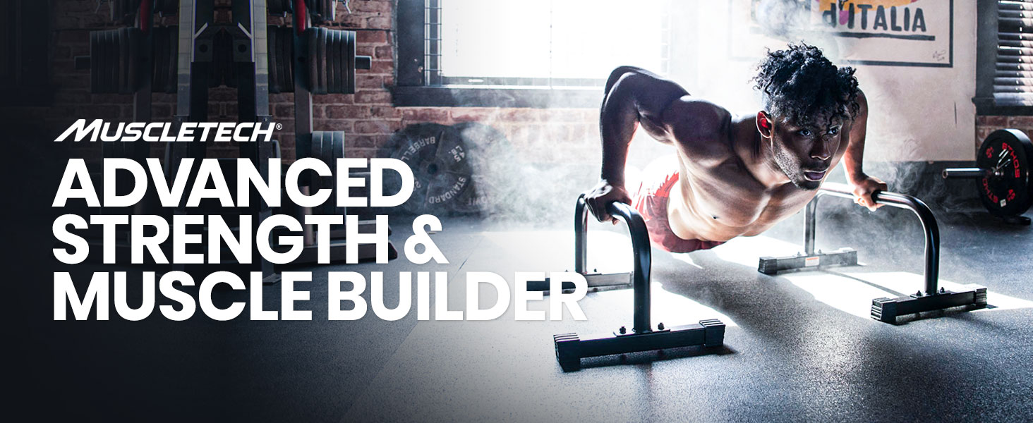 Advanced strength and muscle builder