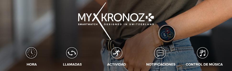 MyKronoz ZeRound 2