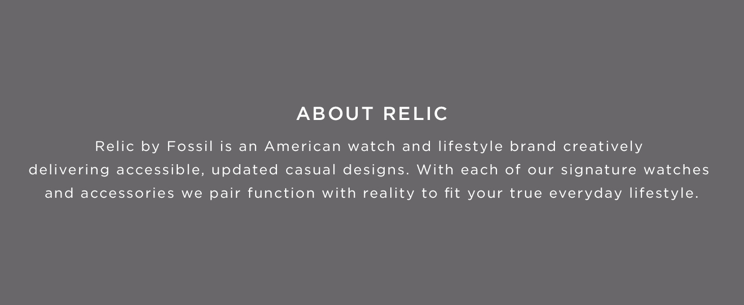 relic by fossil watches handbags and wallets