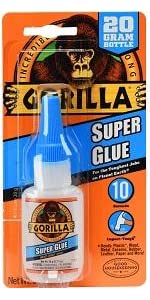 Gorilla 6065001 Tough Amp Clear Mounting Tape Double Sided
