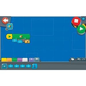LEGO BOOST Creative Canvas, LEGO robot app, LEGO app