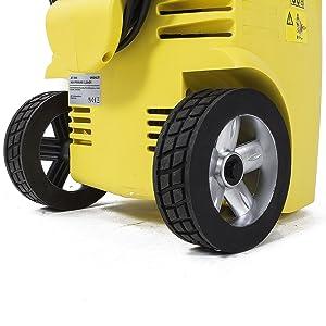 Greencut JET-3800 - Hidrolimpiadora de alta presión, motor de ...