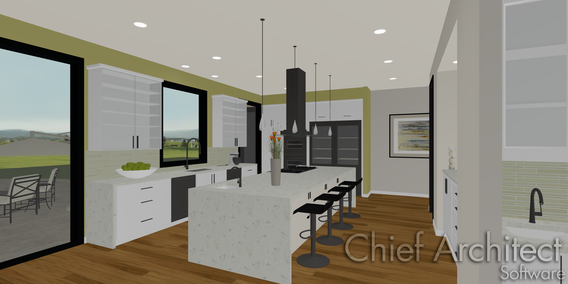 Chief Architect Home Designer Suite 2018: PC-Mac: Software