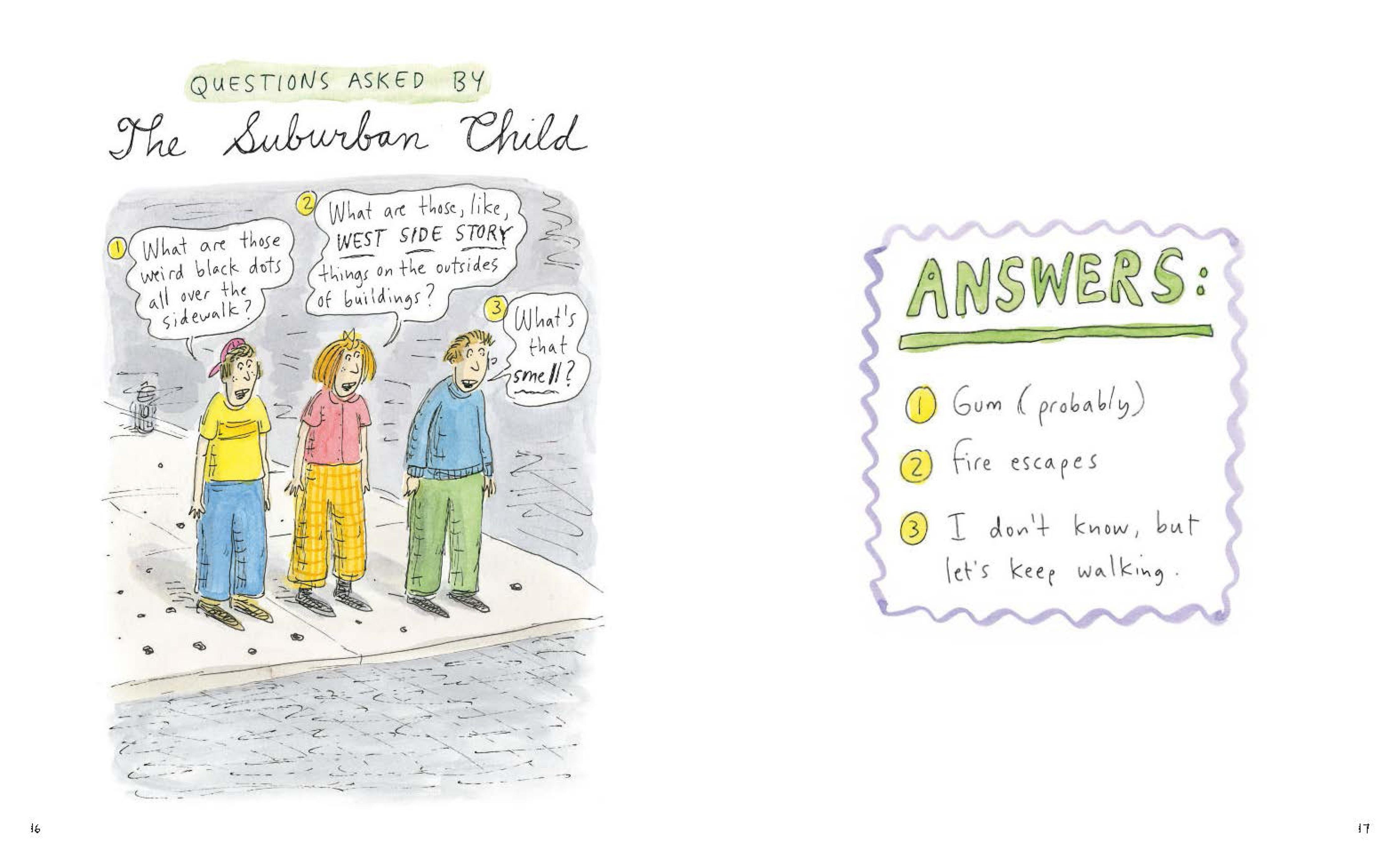 Going into town a love letter to new york roz chast 9781620403211 from the publisher fandeluxe Image collections