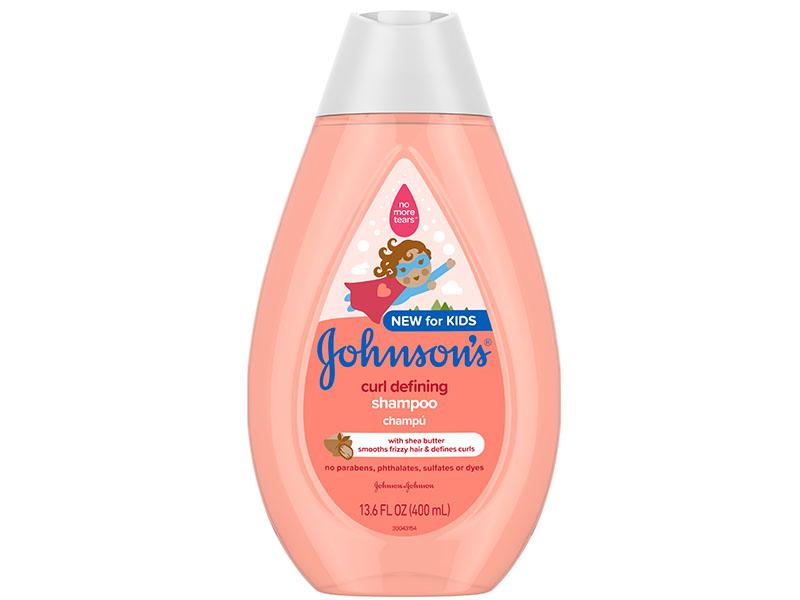 curl defining shampoo, curl enhancing shampoo, kids' curly hair shampoo, tear free shampoo