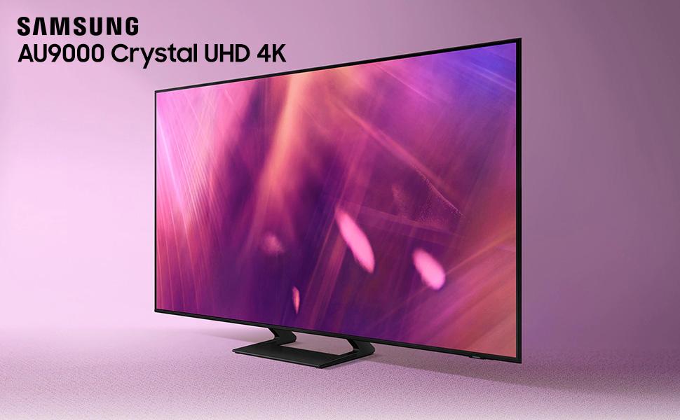 AU9000 Crystal UHD 4K Smart TV