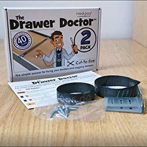 Drawer Doctor Kit Herstel Binnen Enkele Minuten Kapotte Schuiflades Schnalle für den Schubladen