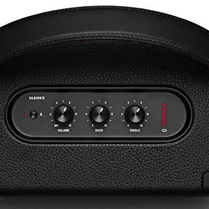Marshall speaker,speakers,portable speaker,bluetooth speaker,kilburn,wireless speaker