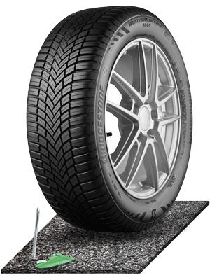 Bridgestone BLIZZAK LM005-225//65 R17 102H PKW/&SUV Winterreifen C//A//71