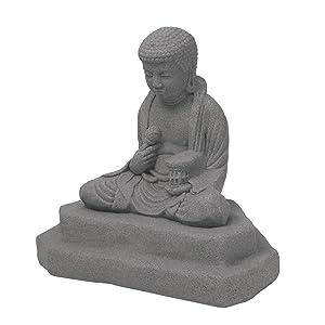 statue statuary sculpture lawn garden yard stone brick concrete plastic granite sandstone buddha
