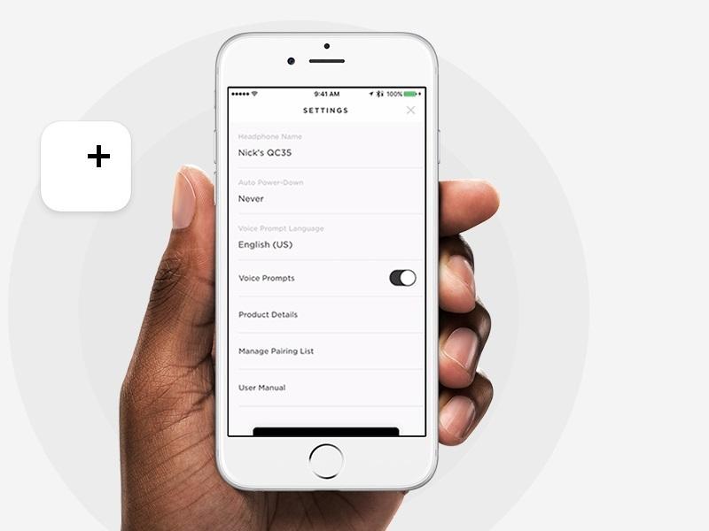 aplicativo, conectar, musica, bose,