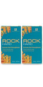 European Secrets Rock Hard Top Coat, 0.5 oz