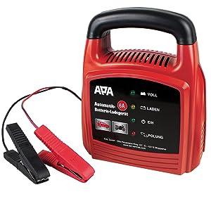 Apa 16627 Automatik Batterie Ladegerät 12 V 6 A Auto