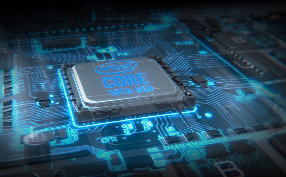 Procesador Intel Core de última generación