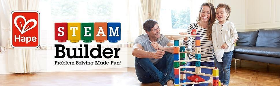 STEAM Builder STEM Toys Learning Educational Toys