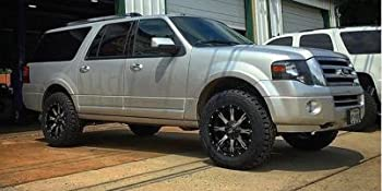 Lifted Ford Expedition >> Readylift 69 2070 3 0 Front With 2 0 Rear Sst Lift Kit