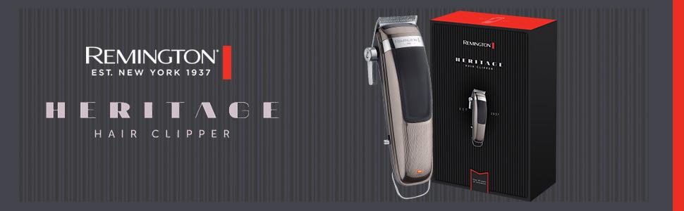 Remington HC9100 Heritage Haarschneider Akkurasierer Herrenrasierer Shaver Haare