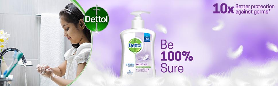 Dettol Sensitive Handwash