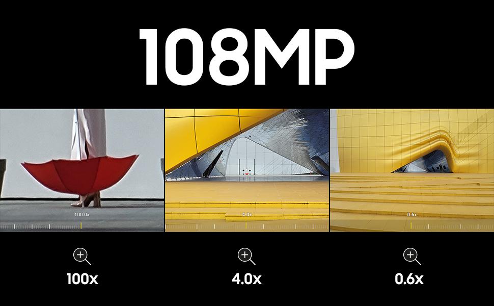100x Zoom