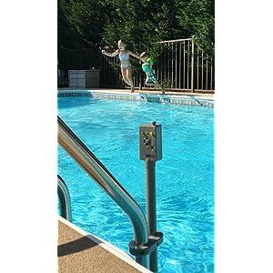 Amazon.com: Smartpool PE20 pooleye IG piscina Alarma: Jardín ...