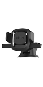 easy one touch mini car mount phone holder