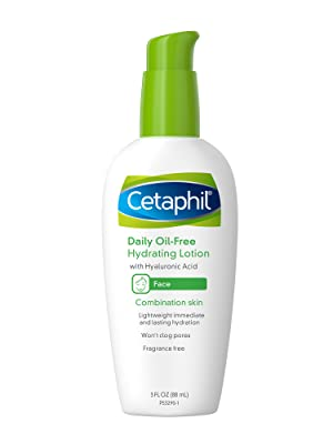 Cetaphil Daily Oil Free Hydration Lotion
