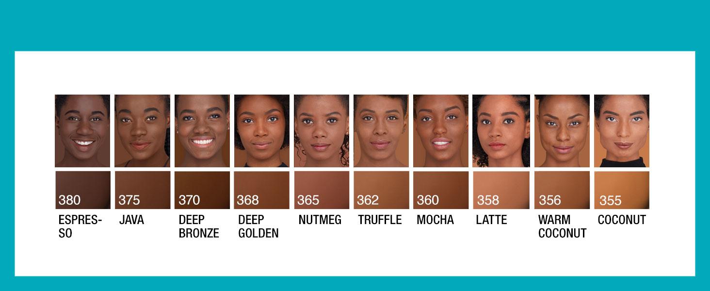 foundation for fair skin, light skin, matte finish foundation, foundation for oily skin