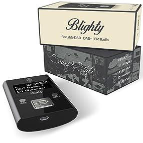 VQ, View Quest, Blighty, Pocket Radio, Portable Radio, DAB, Digital Radio, Sports Radio