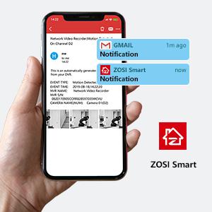 Smart Motion-Triggered Alerts