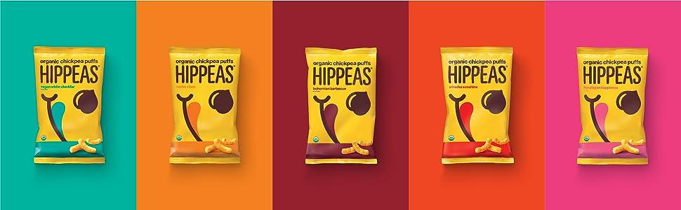 Hippeas Chickpea Organic