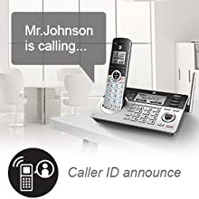 caller ID announce call screening