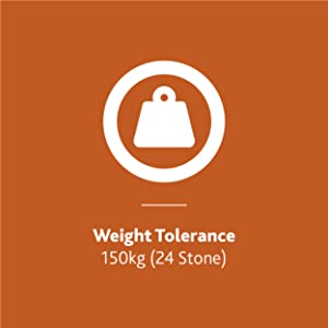weight tolerance icon