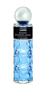 Perfect man saphir hombre fragancia colonia perfume parfums