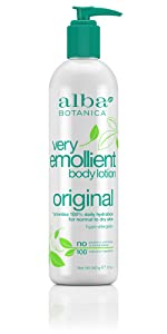 Very Emollient Original Body Lotion