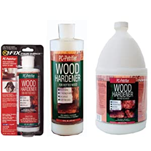 Pc Products Pc Petrifier Water Based Wood Hardener Milky