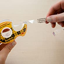 Scotch Double-Sided Tape Demo 2